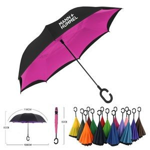 C Handle Reverse Umbrella